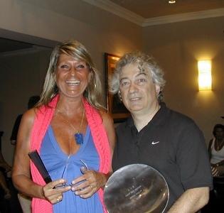 Andrea Bonomi y Jorge Wolff