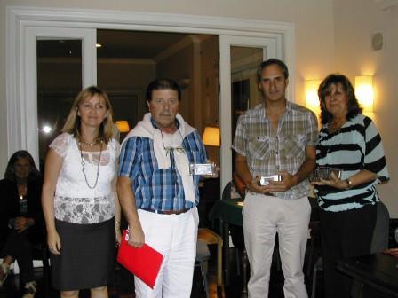Equipos Libres, Carlus Zagarzazú, Jorge Giucci (h) (au), Pablo Gallichio (au) y Enrique Casterán