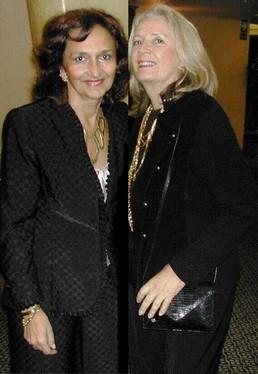 Marta Raffo y Ana de Castro
