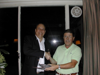 Danilo Doray, Carlos Zagarzazú