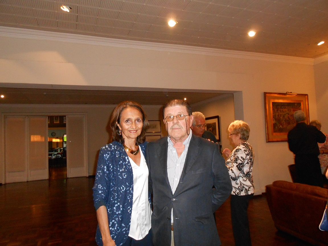 Marta Raffo & Carlos Zagarzazú